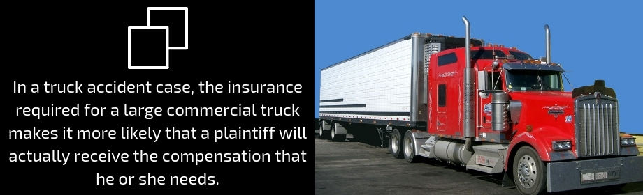 Insurance After Truck Collision